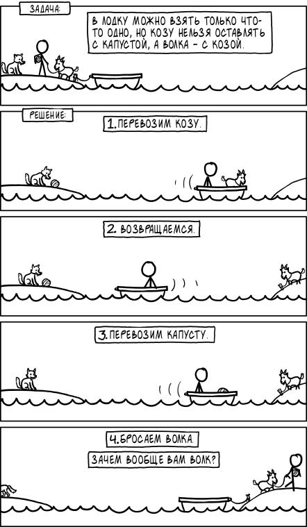 Логичная переправа
