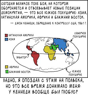Южное полушарие