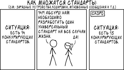 Стандарты
